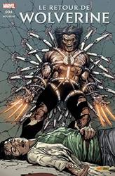 Wolverine (fresh start) N°6 de Charles Soule