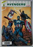 Ultimate avengers 1 cover a