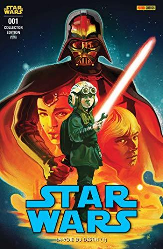 Star Wars N°01 - Variant Del Mundo