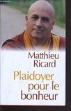 Plaidoyer pour le bonheur - Éd. France loisirs - 01/01/2004