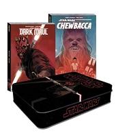 Coffret métal Star Wars - Dark Maul et Chewbacca de Cullen Bunn