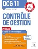 DCG 11 Contrôle de gestion - Manuel - 2e éd.