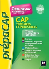 Toutes les matières générales CAP Tertiaires et Industriels Nouveaux programmes - N°1 de Jemma Chauveau