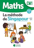 Méthode de Singapour CM1 (2021) - Fichier de l'élève 1 - Fichier de l'élève 1 (2021)