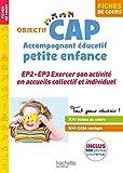 Fiches - CAP Accompagnant Éducatif Petite Enfance - épreuves 2 et 3 - Hachette Éducation - 28/08/2019