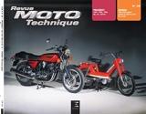 E.T.A.I - Revue Moto Technique 28 - PEUGEOT 103-104 + - HONDA 750 - 1969 à 1978