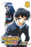 Médaka-Box T08 - Format Kindle - 4,99 €
