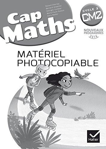 CAP Maths CM2 Éd. 2017