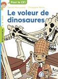 Le voleur de dinosaures, Félix File Filou, Tome 06