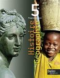 Histoire Géographie 5e - Programme 2010, format compact