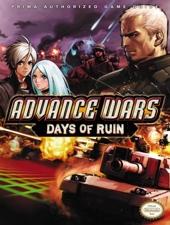 Advance Wars - Days of Ruin: Prima Official Game Guide de Stephen Stratton