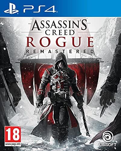 Assassin's Creed Rogue Remastered PlayStation 4