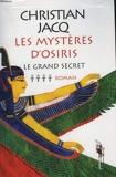 Le grand secret (Les mystères d'Osiris) - Le Grand livre du mois - 01/01/2004