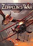 Wunderwaffen présente Zeppelin's war T04 - Les Démons du chaos