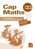 Cap Maths CE2 éd. 2011 - Matériel photocopiable (versions manuel et fichier) by Marie-Paule Dussuc (2011-07-15) - Hatier - 15/07/2011