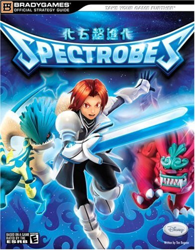Spectrobes Official Strategy Guide