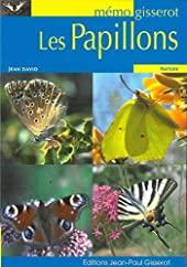 Les papillons - MEMO de Jean David