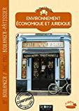 Environnement économique et juridique - BP Boulanger & Bac Pro Boulanger-Pâtissier