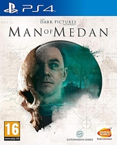 The Dark Pictures - Man of Medan pour PS4