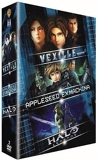 Vexille + Appleseed Ex Machina + Halo Legends