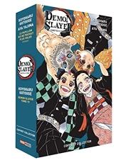Demon Slayer - Coffret (T19 + Roman N°02) de Koyoharu Gotouge
