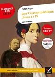 Les Contemplations, Livres I à IV (Bac 2022) Suivi du parcours « Les Mémoires d'une âme »