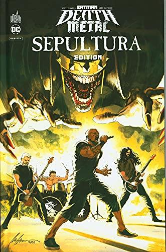 Batman Death Metal #5 Sepultura Edition, tome 5