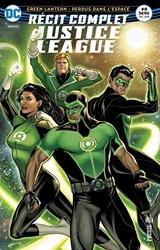 Justice League Recit Complet 08 Perdus dans l'espace de Sam Humphries