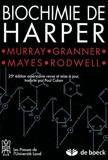 Biochimie de Harper - Presses Université Laval - 18/01/2003