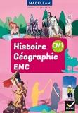 Magellan - Histoire-Géographie-EMC CM1 Éd. 2018 - Livre élève