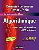 Algorithmique - Cours avec 957 exercices et 158 problèmes