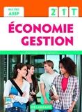 Économie-Gestion 2de, 1re, Tle Bac Pro ASSP (2015) Pochette élève