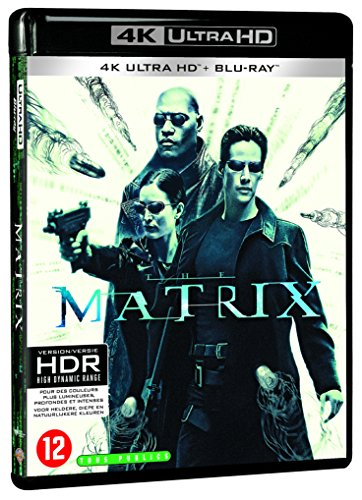 Matrix [4K Ultra HD + Blu-Ray]