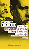Sur la psychanalyse - FLAMMARION - 04/09/2010
