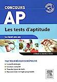 Le tout-en-un Concours AP Tests d'aptitude de Gérard Broyer (8 février 2012) Broché