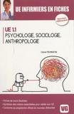 UE 1.1 Psychologie, sociologie, anthropologie