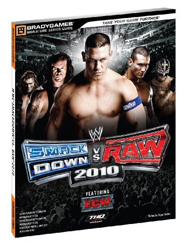 WWE SmackDown! vs. Raw 2010 Signature Series Strategy Guide