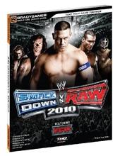 WWE SmackDown! vs. Raw 2010 Signature Series Strategy Guide de BradyGames
