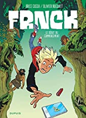 FRNCK - Tome 1 - Le début du commencement (Opé été 2018) de Bocquet Olivier