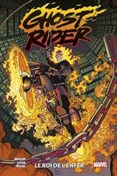 Ghost Rider T01 - Le roi de l'Enfer d'Ed Brisson