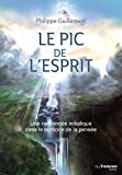 Le pic de l'esprit - Une randonnée initiatique dans le territoire de la pensée - Format Kindle - 16,99 €