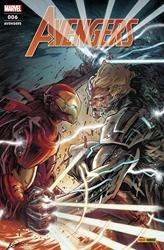 Avengers N°06 d'Ed McGuinness
