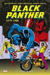 Black Panther - L'intégrale 1979-1988 (T03) de Peter B. Gillis