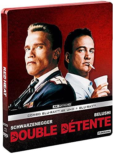 Double détente [4K Ultra HD + Blu-Ray-Édition boîtier SteelBook]