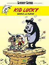 Les Aventures de Kid Lucky d'après Morris - Suivez la flèche d'Achdé