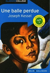 Une balle perdue de Joseph Kessel
