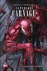 SPIDER-MAN - SUPERIOR CARNAGE de SHINICK-K+SEGOVIA-S