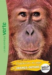 Wild Immersion 03 - Expédition au pays des orangs-outans de Pascal Ruter