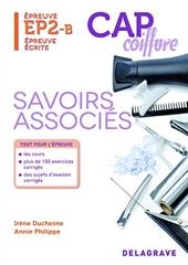 Savoirs associés - Épreuve écrite EP2-B CAP coiffure (2014) - Manuel élève d'Irène Duchesne