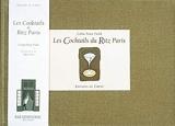 Les Cocktails du Ritz